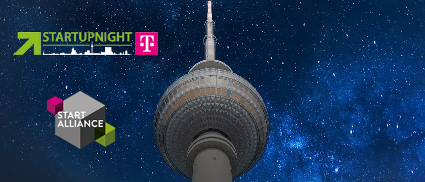 Caliber invited to join the Start Alliance program in Berlin and exhibit at Startupnight