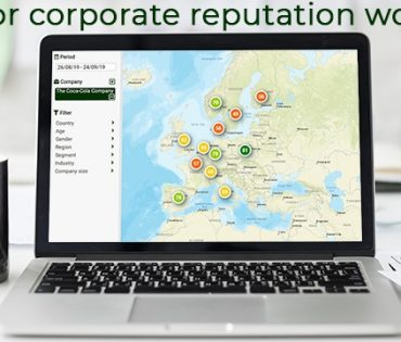 Monitor Corporate Reputation Worldwide